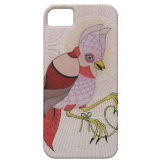 bird rope iPhone 5 cover