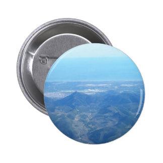 Bird s eye view pinback button