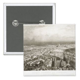 Bird s Eye View of London from Westminster Abbey Button