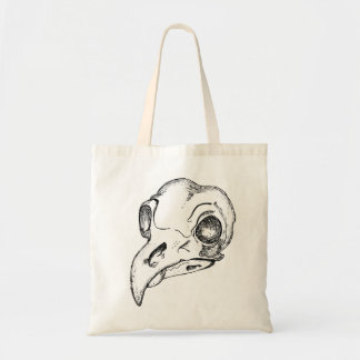 Bird sake tote bag