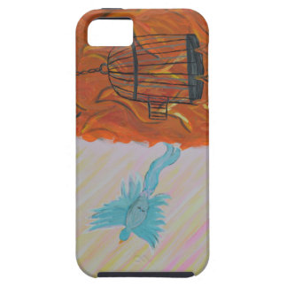 Bird Set Free Case For The iPhone 5