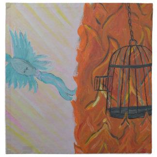 Bird Set Free Napkin