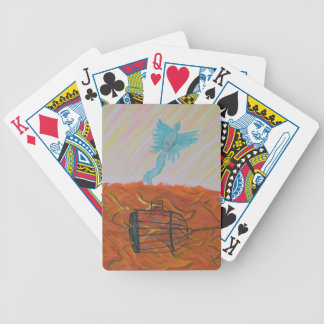 Bird Set Free Poker Deck