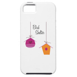 Bird Shelter iPhone 5 Cover
