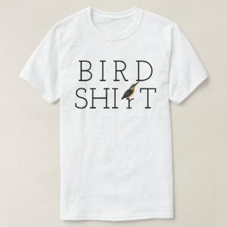Bird SHIrT Kingfisher