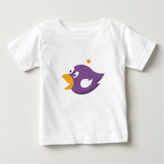 bird singing and shouting baby T-Shirt