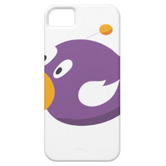 bird singing and shouting iPhone 5 cover