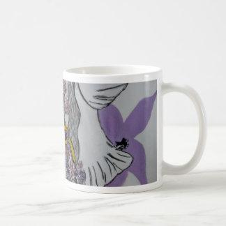 Bird Snakes and Woman Design Coffee Mug