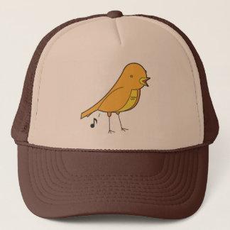 Bird songs trucker hat