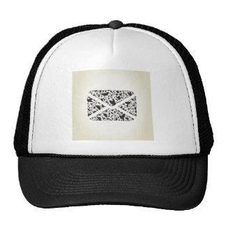 Bird the letter cap