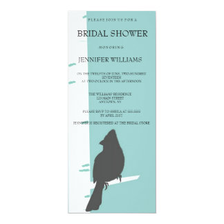 Bird Tree Bridal Shower Invitations