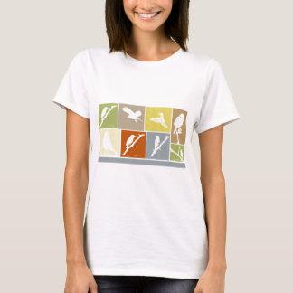 Bird Variety T-Shirt