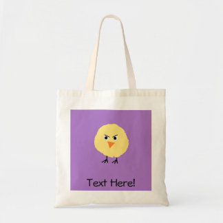 Bird Very Upset Tote Bag