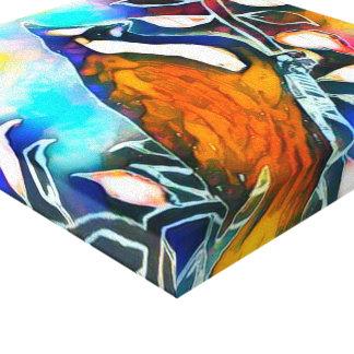 Bird Wall Artwork Canvas Print