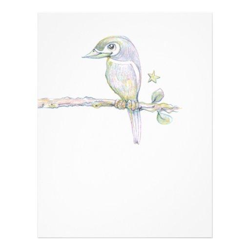 Bird Watch Flyer Design
