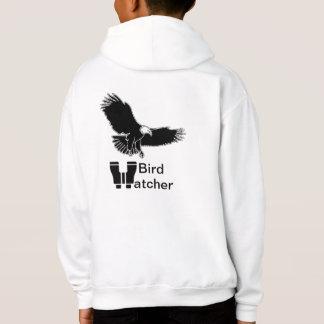 Bird Watcher - Kids Hoodie w/Hummingbirds