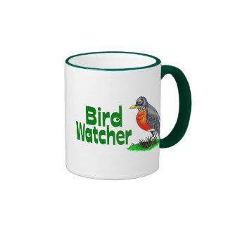 Bird Watcher Coffee Mugs