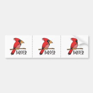 Bird Watching Bumper Sticker