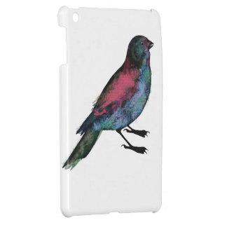 Bird Watercolour iPad Mini Covers