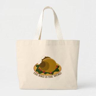 Bird Word Bag
