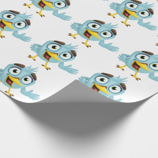 Bird Wrapper Wrapping Paper