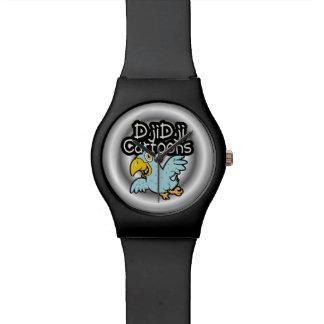 Bird Wrist Watches