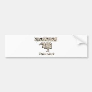 Birders Rock Bumper Sticker
