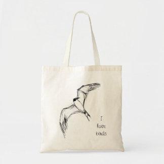 Birder's Tote Budget Tote Bag