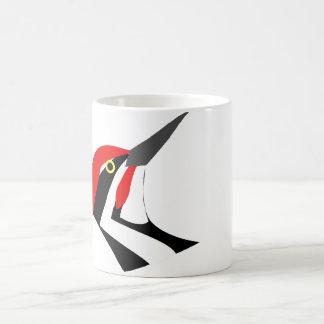 BirdFace Pileated Mug