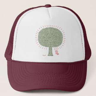 Birdhi Tree Trucker Hat