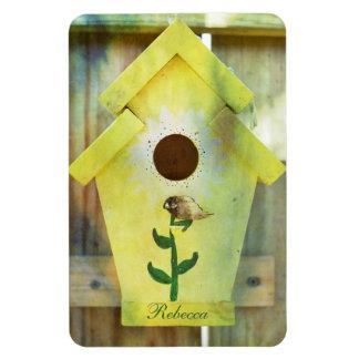 Birdhouse Magnet