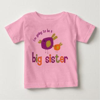 birdie big sister back tshirt