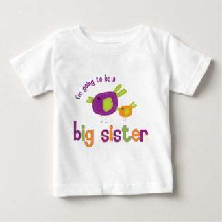 birdie big sister to be baby T-Shirt