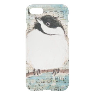 Birdie Chickadee Music iPhone 8/7 Case