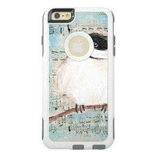 Birdie Chickadee Music OtterBox iPhone 6/6s Plus Case