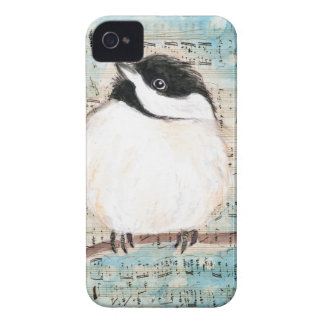 Birdie Music Song iPhone 4 Cover