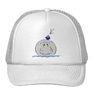 Birdie s Search for Hippo Trucker Hat