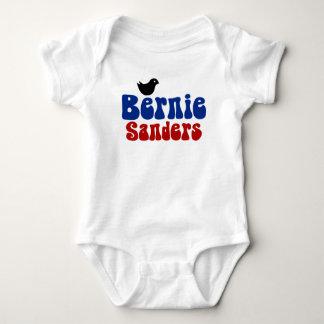 Birdie Sanders 2016 Retro Bernie Baby Bodysuit