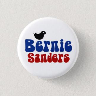Birdie Sanders Retro Bernie POTUS 3 Cm Round Badge
