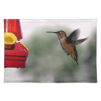 Birdie Yum-Yums Placemat