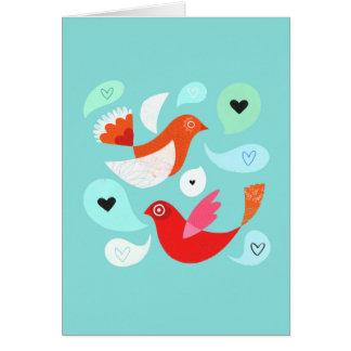 Birdies Card