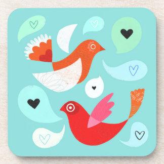 Birdies Drink Coasters