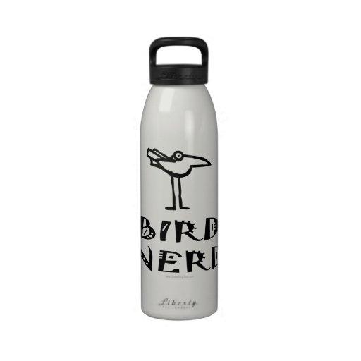 Birding, Birdwatching, Ornithology Water Bottles
