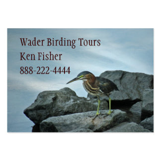 Birding Business Chubby Card Pack Of Chubby Business Cards