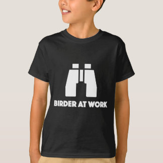 Birding t-shirt for nature lovers or birders