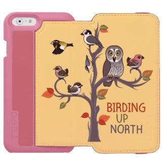 Birding Up North Incipio Watson™ iPhone 6 Wallet Case