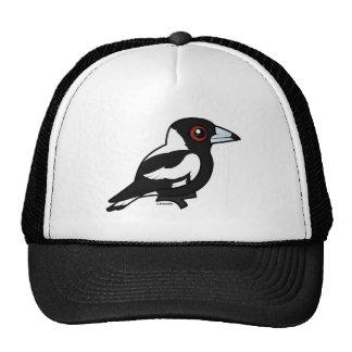 Birdorable Australian Magpie Cap