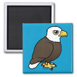 Birdorable Bald Eagle Magnet