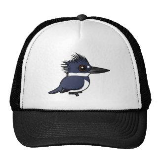 Birdorable Belted Kingfisher (male) Cap