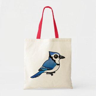 Birdorable Blue Jay Tote Bag